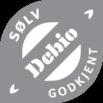 Debio merke Sølv